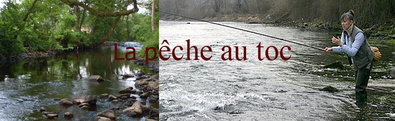 la pêche au toc