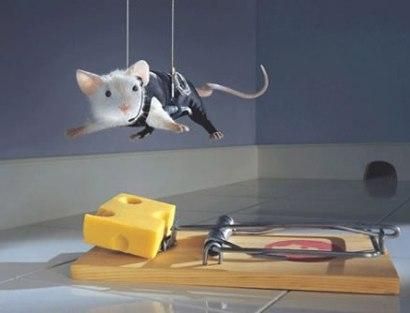 Mission Impossible : Mouse Edition