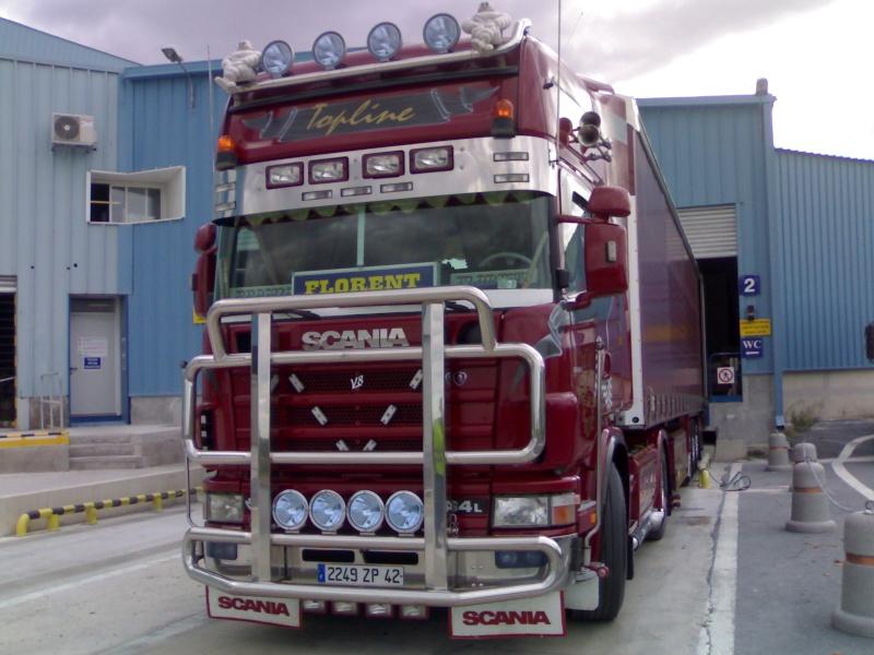 Photos en vrac de camions 4 me page for Camion americain interieur cabine