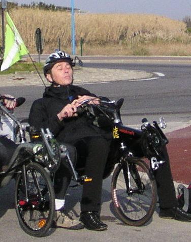 Invasion de vélos Horizontaux dans les Pyrénées-orientales.. P1010011