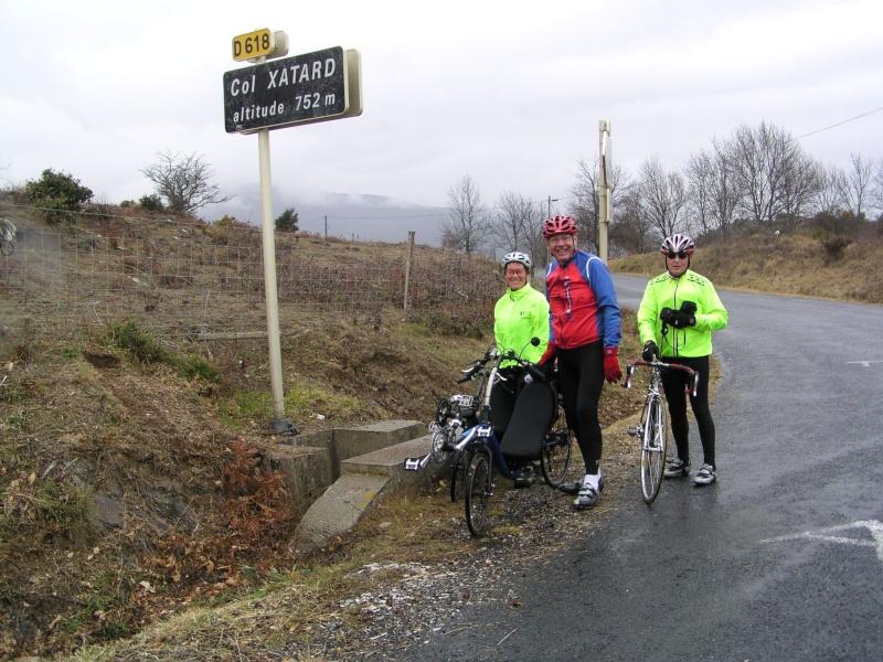 Invasion de vélos Horizontaux dans les Pyrénées-orientales.. P1010014