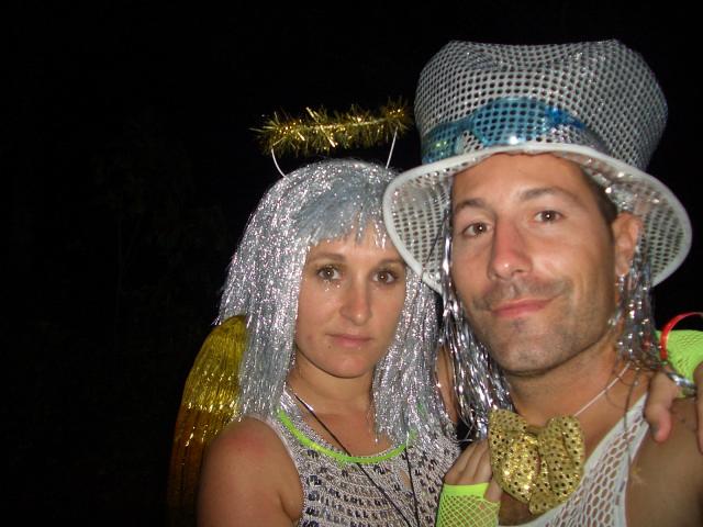 Lundi Gras 19 Février 2007 !!! Mariage Burlesque !!! Cimg5714