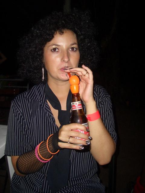 Lundi Gras 19 Février 2007 !!! Mariage Burlesque !!! Cimg5718