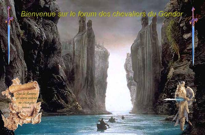 [+CG+] Les Chevaliers du Gondor