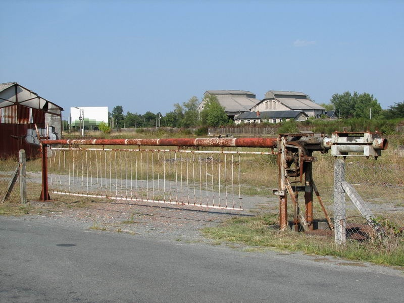 Pk 572,7 : Gare de Saint-Mariens - Saint-Yzan (33) Saint-10