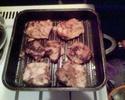 Veganski roštilj Sojine11