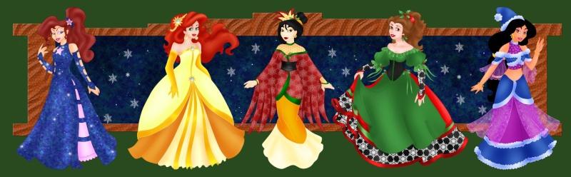 Princesses Disney iel 0010