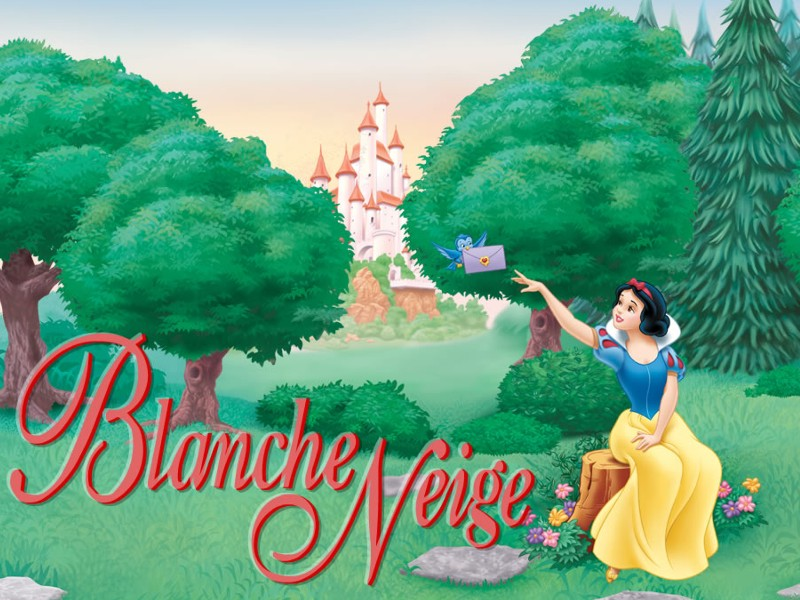 Blanche-Neige et les 7 Nains Blanch13