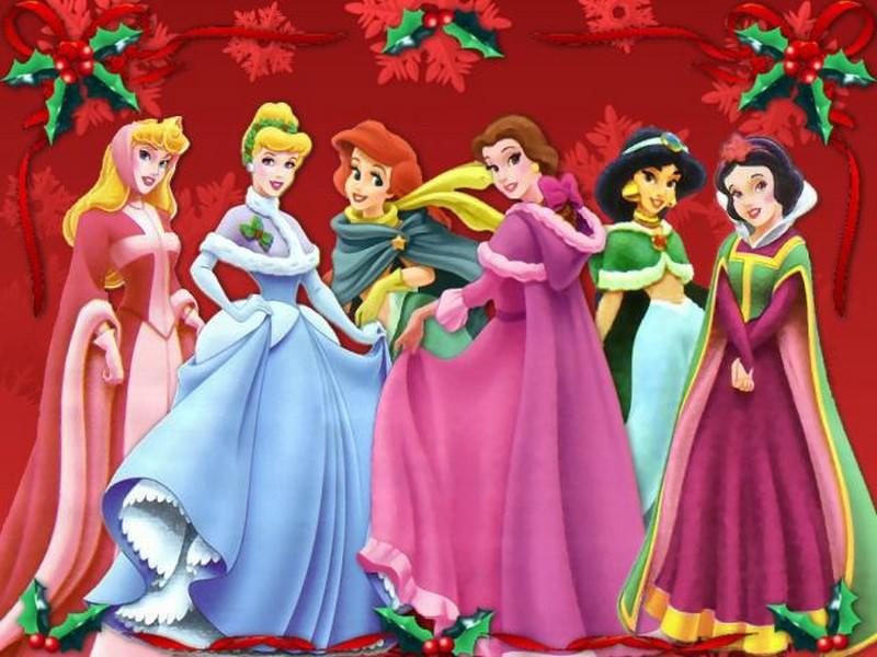 Princesses Disney Noel_110