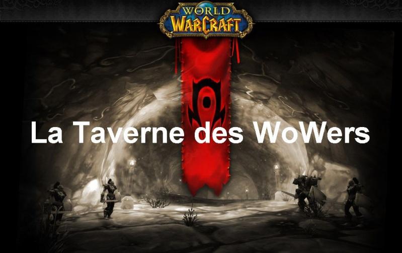 La Taverne des WoWers
