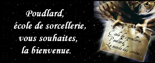 Magie Poudlard, école de sorcellerie.