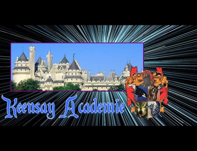 Ecole de magie Keensay