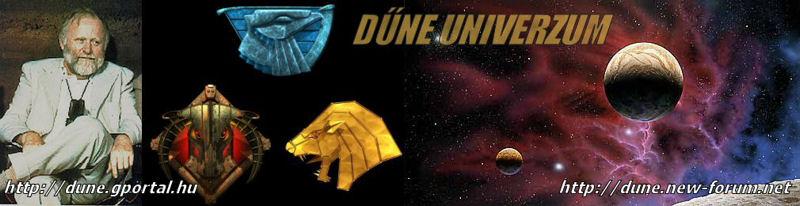 Dűne Univerzum - Elindult a fórum!!! ;)