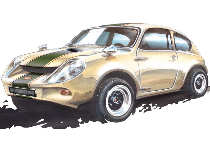 "Venom : Mini Marcos mk 2 ""1963"" Marcos10"