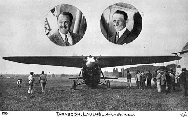 Avions Bernard Bernar11
