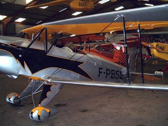 Le Musée Volant de l'AJBS à Cerny-La Ferté-Alais (91) Bucker11