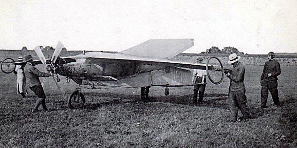 Robert Esnault-Pelterie Rep-210