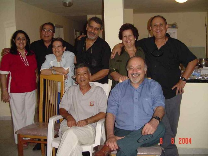 Rencontre de l'amitié maroc 2012