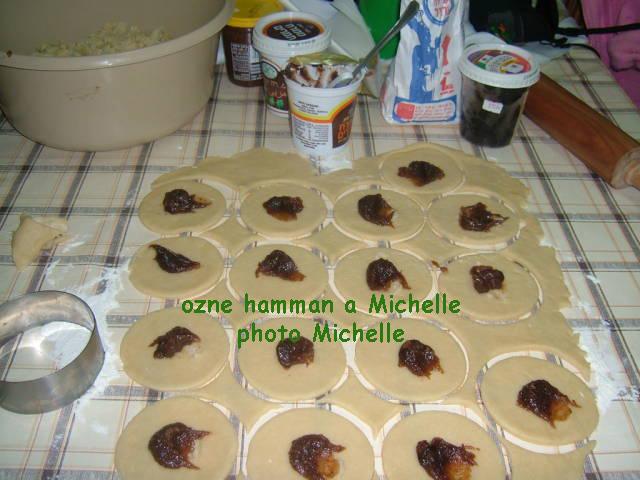 LES OZNES AMAN DE POURIM PREPARES PAR MA SOEUR MICHELLE Ozne210