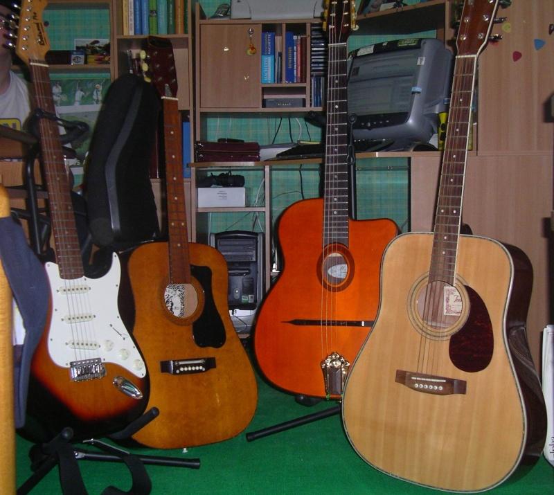 pour ceux qui ont la guitare qui les démange... - Page 2 Photos10