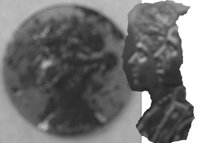 Moneda de plata Carade10