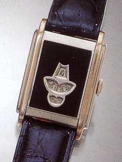 [vintage] Les montres bracelets à heures sautantes Rolex_11