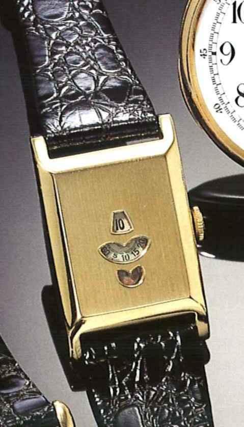 [vintage] Les montres bracelets à heures sautantes Tiffan10
