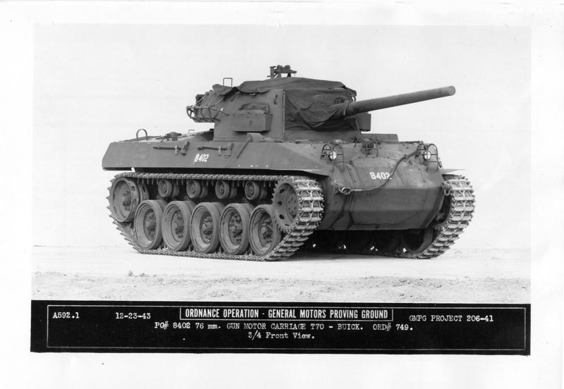 TANK DESTROYER M18 HELLCAT 76MM 1iz810