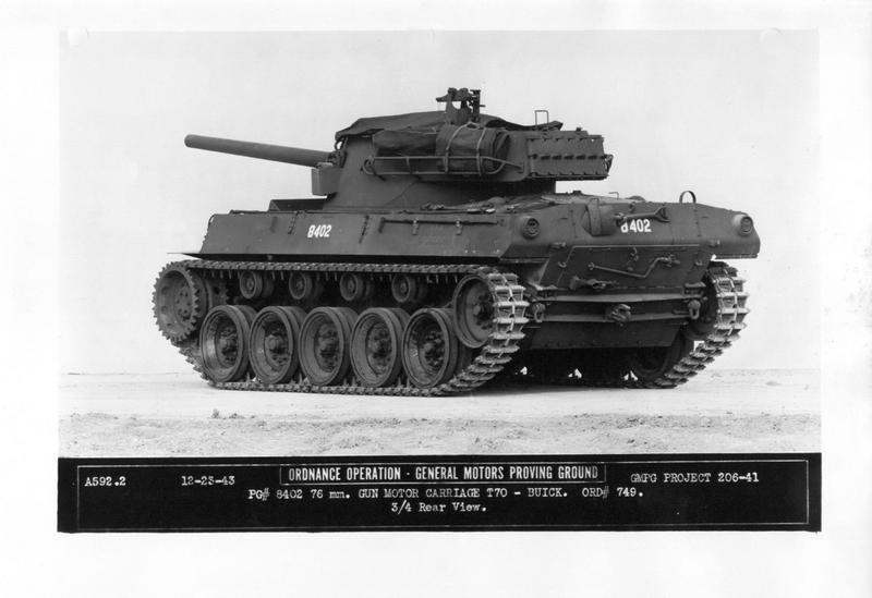 TANK DESTROYER M18 HELLCAT 76MM 2xq610