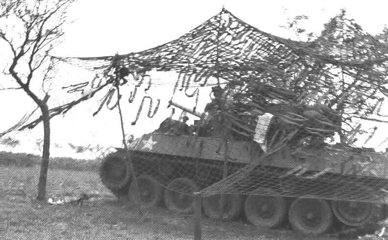 TANK DESTROYER M18 HELLCAT 76MM 3910
