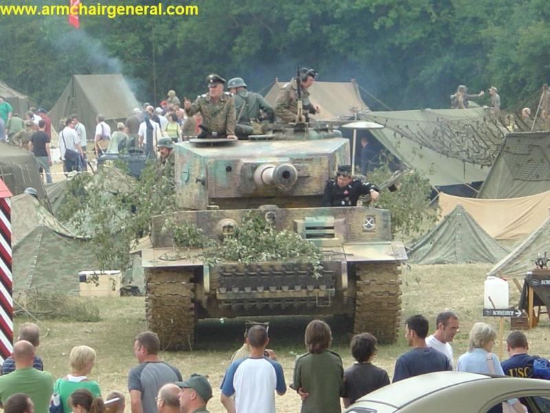 18 au 22/07/07 à Beltring: The War and Peace Show Beltri22