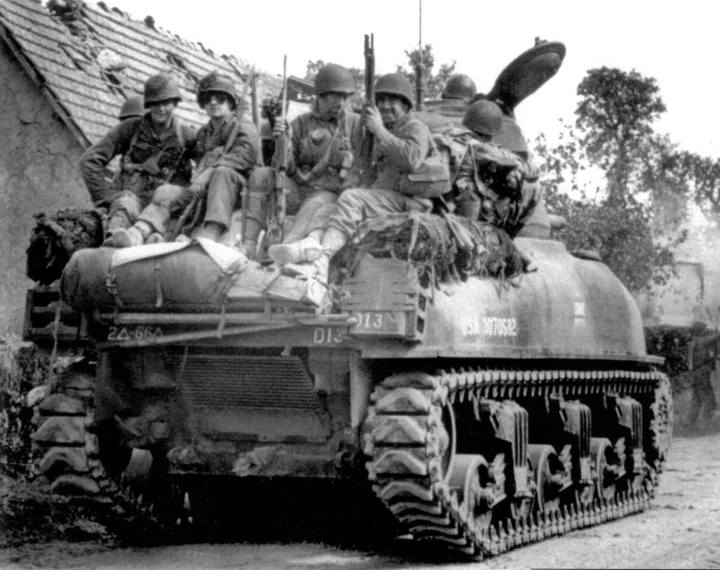 MEDIUM TANK SHERMAN M4 A1 76MM Sans_t79