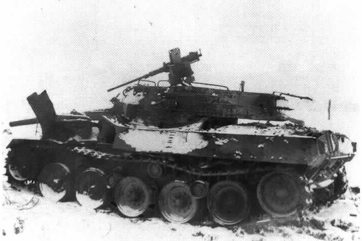 TANK DESTROYER M18 HELLCAT 76MM Tt10