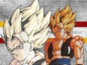 Dragon Ball Z Wall7610