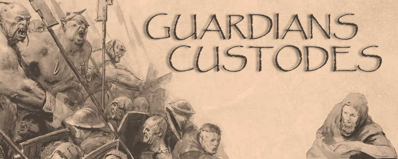 Forum des Guardians Custodes (Uni 17)