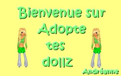 adopte tes dollz