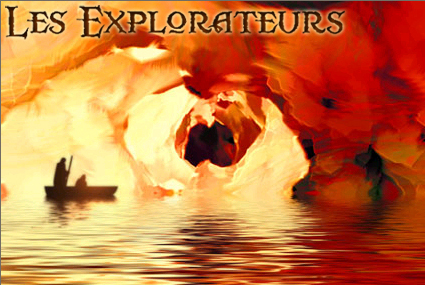 Le récit des explorateurs
