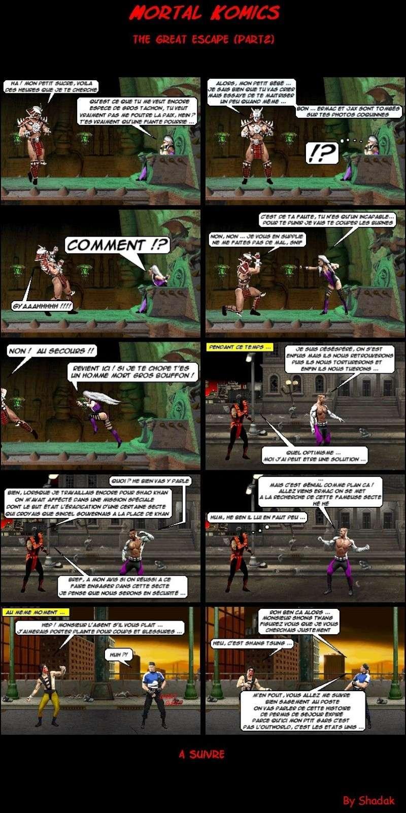 Mortal Komics : Récapitulatif 210