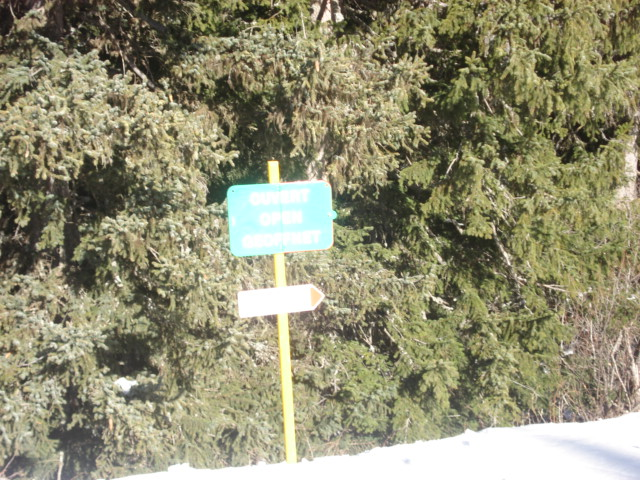 Schuss; Megève Mont d'arbois Dsc00639