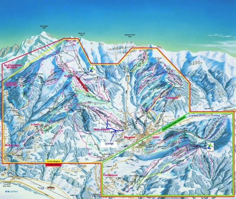 Noemie; Megève Mont d'arbois Evasio17