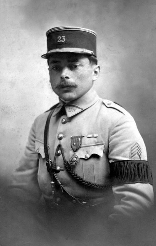 Parcours d'un combattant 1914 - 1918 Pepe_110