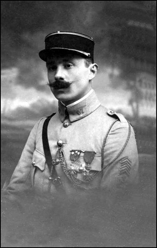 Parcours d'un combattant 1914 - 1918 Portra10