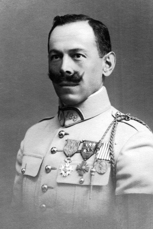 Parcours d'un combattant 1914 - 1918 Portra11