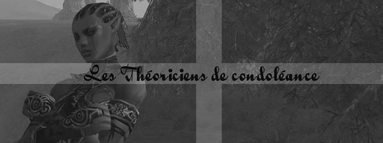 Les Théoriciens De Condoléance