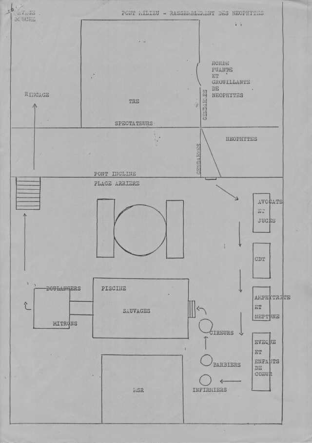 [ Les traditions dans la Marine ] LE PASSAGE DE LA LIGNE - ÉQUATEUR (Sujet unique) - Page 2 Passag15