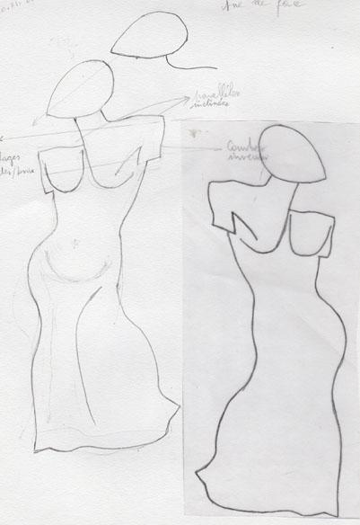 Dessins de sculpteurs - Page 2 Mila10