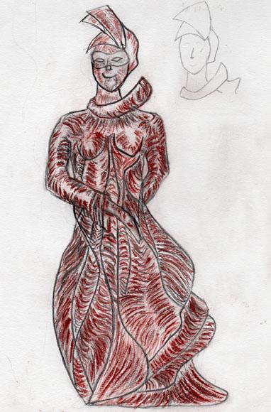 Dessins de sculpteurs - Page 2 Venezi10