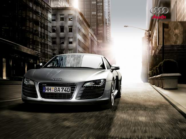 صور New Audi R8 46270310