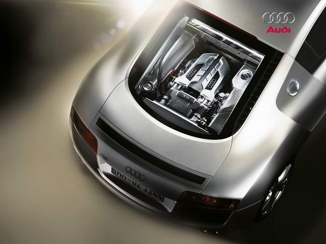 صور New Audi R8 93623610