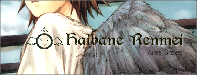 Haibane Renmei - Ailes Grises